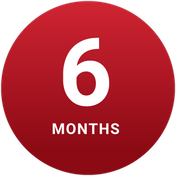6 months icon